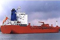 化学品运输船