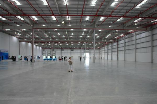 一期工程可租赁面积达24300平方米