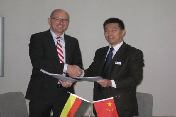 中高曼恩柴油机股份有限公司和德国MAN公司达成扩大MAN柴油机生产许可证范围的协议