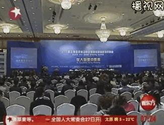 东方卫视报道海峰会