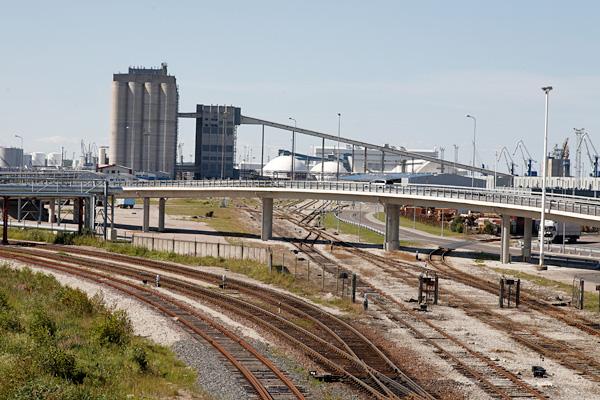 Advanced Transportation Network of Port of Tallinn