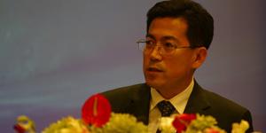 大会组委会主席 中国国际海运网CEO<br />康树春