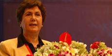 Mahin-Faphouri女士<br />国际多式联运协会主席
