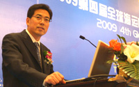 Mr. Kang Shuchun, GSS President and SHIPPINGCHINA CEO