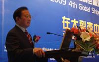 中国国际经济交流中心秘书长 魏建国