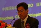 Mr. Kang Shuchun, CEO of SHIPPINGCHINA talks about 6th party logistics
