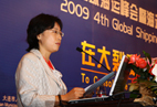 Mrs. Li Tao, Vice General Manager of Dalian Port