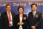 Mr.Kang Shuchun, CEO of Shippingchina and Oversea VIPs
