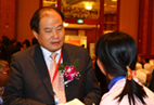 Mr. Qiang Xiaoan, XITLP Director is interviewed