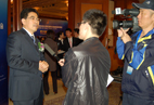 Dalian TV Station focused on the 4th GSS
