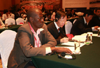 Africa delegates participate actively