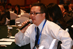 China freight forwarders ask GSS organizers some questions