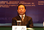 Mr. Cai Li, President of Dalian Port-of-Entry Bureau