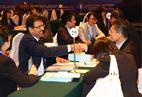 中印两家货代企业达成代理合作协议