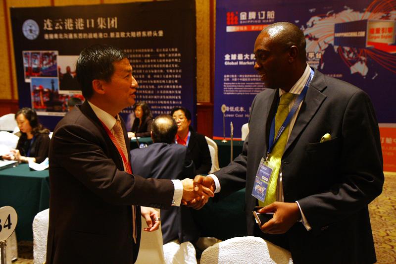 中国与非洲企业达成合作意向
