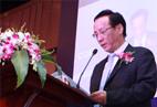Mr. Gu Jiahe, Deputy Director of Shanghai Municipal Commission of Commerce Addressed Welcoming Speech