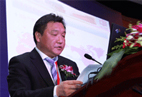 Mr. Zhang Denghui, Asst. President & Chief Captain of China Shipping (Group) Company Addressed Keynote Speech