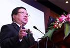 Mr. Zhang Ye, President of Shanghai Shipping Exchange Addressed Keynote Speech
