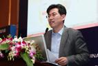Mr. Kang Shuchun, Secretary General of WIFFA & CEO of ShippingChina Demonstrated Booking System