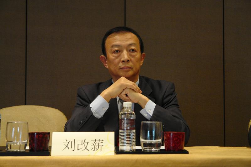 中国船舶代理及无船承运人协会秘书长刘改薪