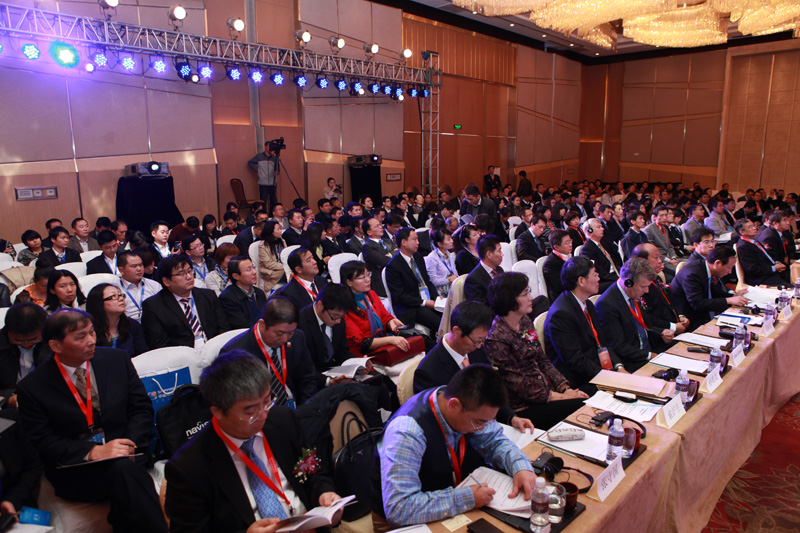 Over 500 Shipping Managers from Worldwide Gathered in Shanghai