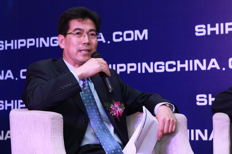 Mr. Kang Shuchun, CEO of ShippingChina Hosted the Forum