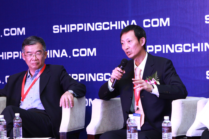 Mr. Zhang Shouguo, Executive Vice Chairman and Secretary General of China Shipowners' Association Talked about How to Delvelop Jointly