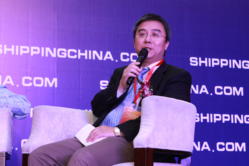 Mr. Ding Qiang from CIECC & GM of Cofortune Information Technology Co., Ltd.  Clarifying His Point of View