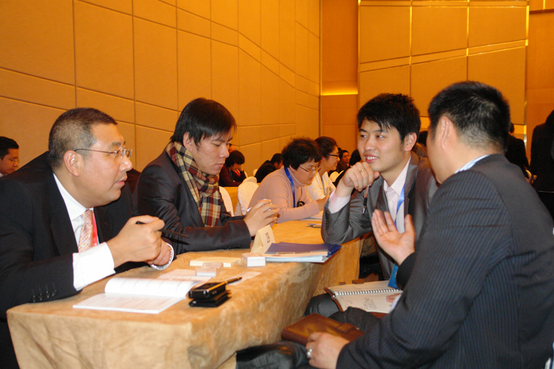 One-on-One Meeting Got Attendees' Enthusiatic Participation