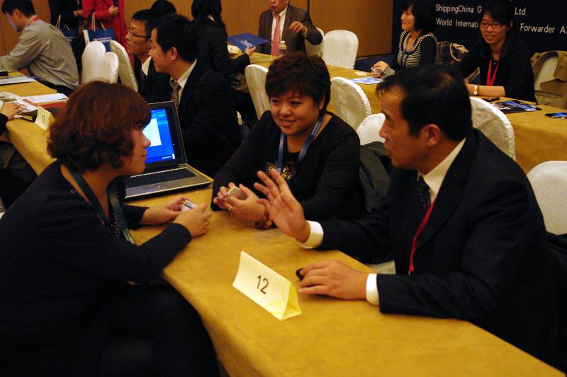 天津和上海两家企业达成互为代理合作意向