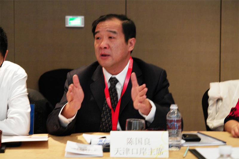 天津主席陈国良就WIFFA规则发表见解