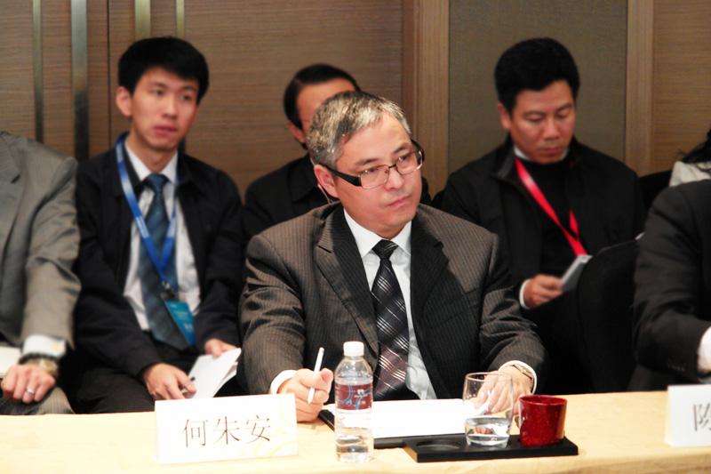 WIFFA副理事长环集国际何朱安董事长