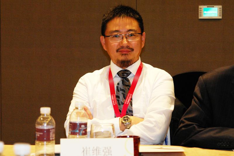 广州口岸主席桥集拉德货运崔维强总经理