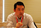 Mr. Chen Minghu, WIFFA's Chairman of Xiamen Port & GM of Globe Cargo Logistics (China) Ltd. Xiamen Branch