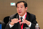 Mr. Chen Guoliang, WIFFA's Chairman of Tianjin Port & President of Tianwoo Logistics Developing Co., Ltd.