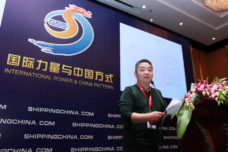 宁波口岸主席天时利国际货运代理乐振天总经理