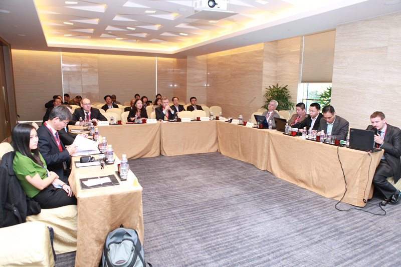 VIP Guests Discussed How to Deal with the Increasing Trend of Trade Protectionism