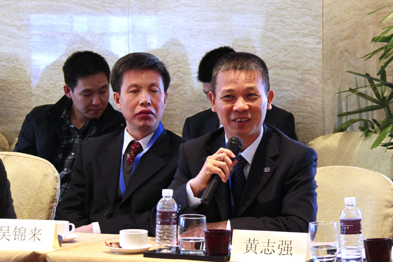 Mr. Huang Zhiqiang, Director of China Shipping Development Co., Ltd. Tramp Co.