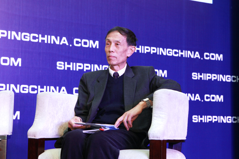 Mr. Xing Dezhang, Vice-Chairman & Secretary General of China Association of Shipping Agencies & NVOCC