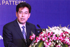 中国国际海运网总裁康树春致大会开幕词