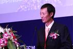 中国船东协会常务副会长兼秘书长张守国致词