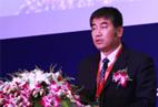中国交通运输部水运局副局长智广路致词