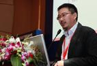 广州口岸主席广州桥集拉德国际货运代理有限公司总经理崔维强演讲