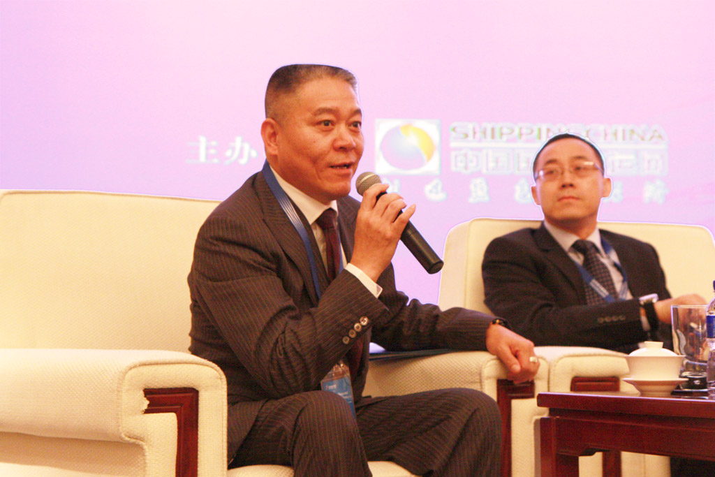 Mr.Ge Shangen,  Chairman of Amass Shanghai