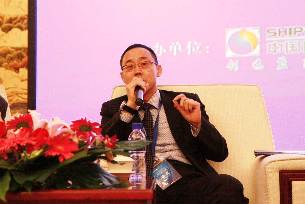 Mr.Huang Gezhong, General Manager of Long Sail International Logistics Co., Ltd.
