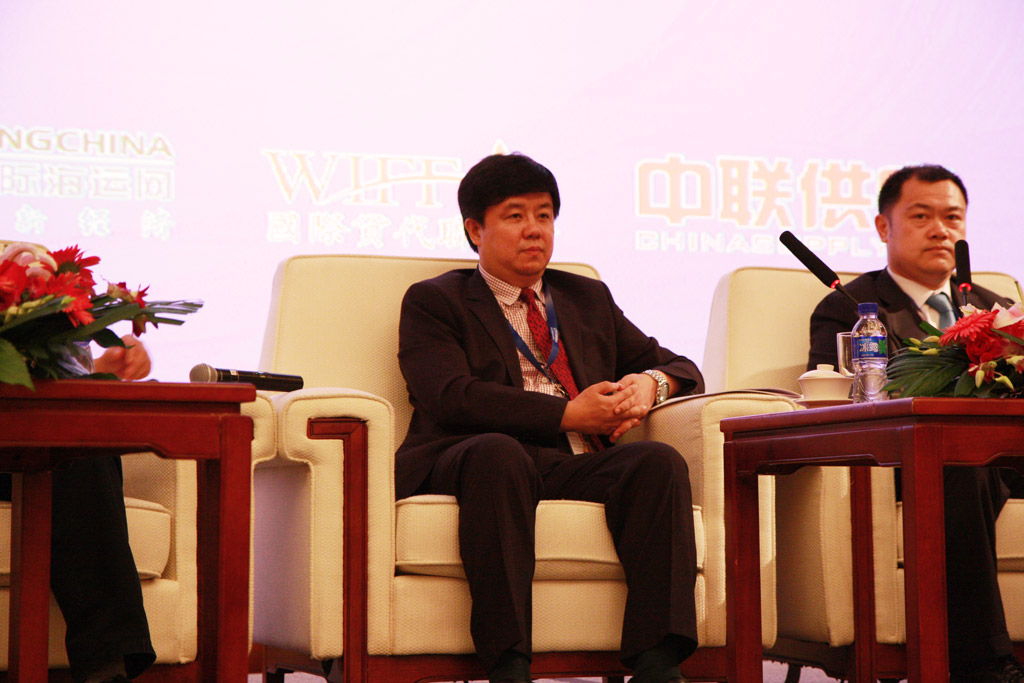 Mr.Zhang Xuehui,Director of China Marketing Association Risk Management Committee