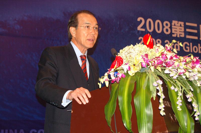 美林集团黄桂林先生直面金融危机