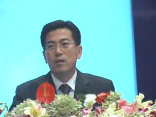 中国国际海运网CEO康树春先生讲演