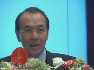 美林投资集团亚太董事经理黄桂林先生讲演