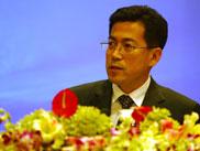 主办方中国国际海运网CEO康树春致辞